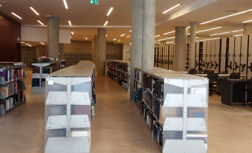 New Byblos Library