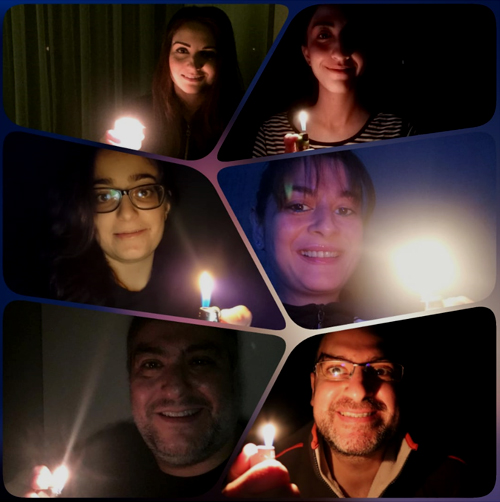 Earth Hour 2020 - LAU