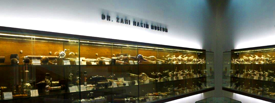 LAU establishes Dr. Zahi Hakim Museum