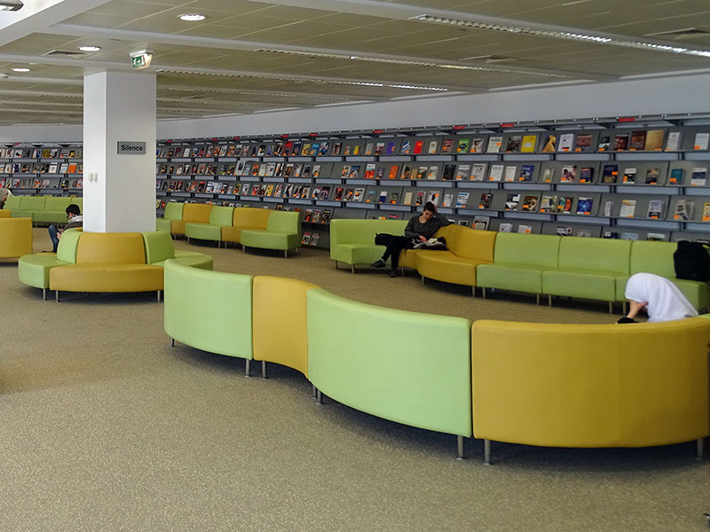 Medical Sciences Library Study Rooms